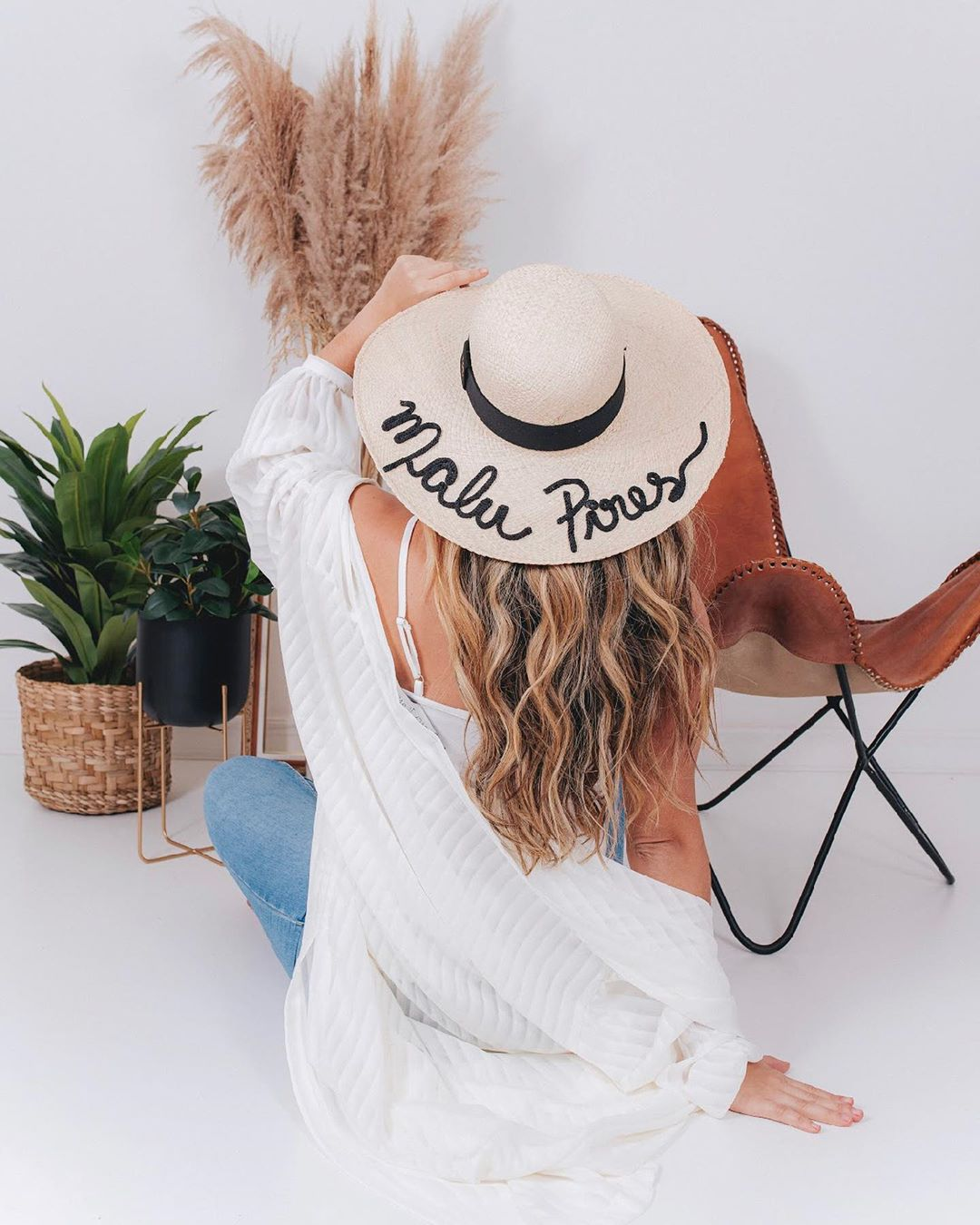 Nome no chapéu personalizado
