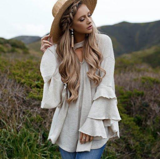 penteados para usar com chapéu