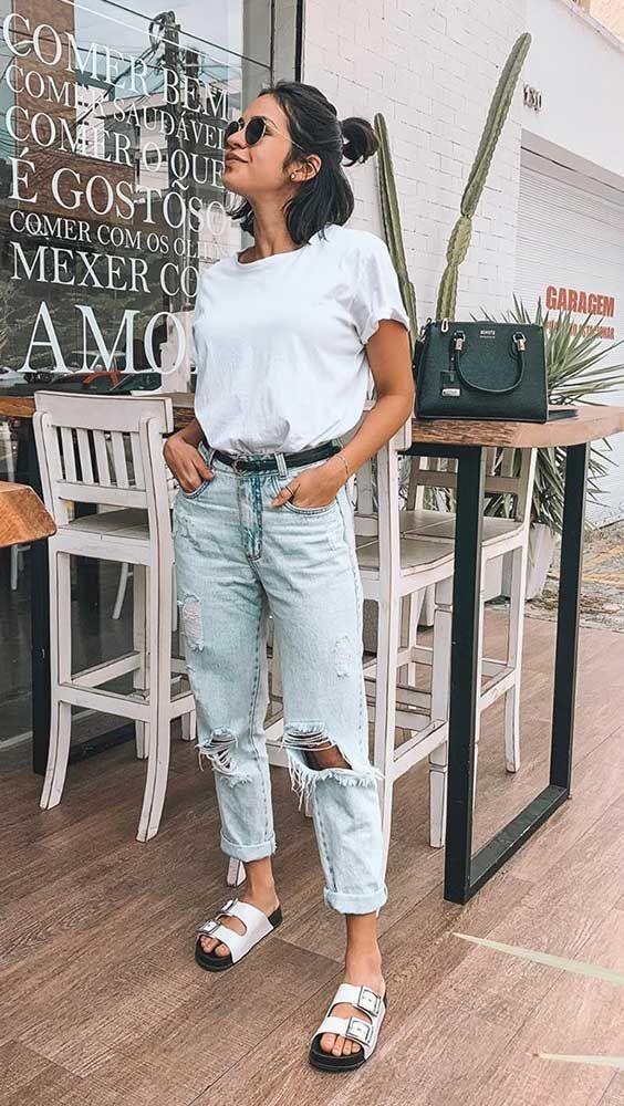 Jeans com Birken
