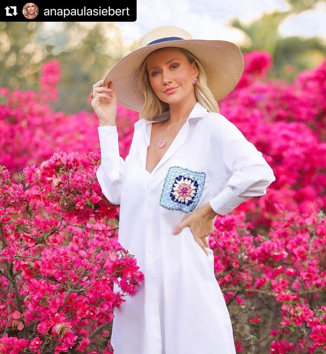 chapéu de palha trend da primavera