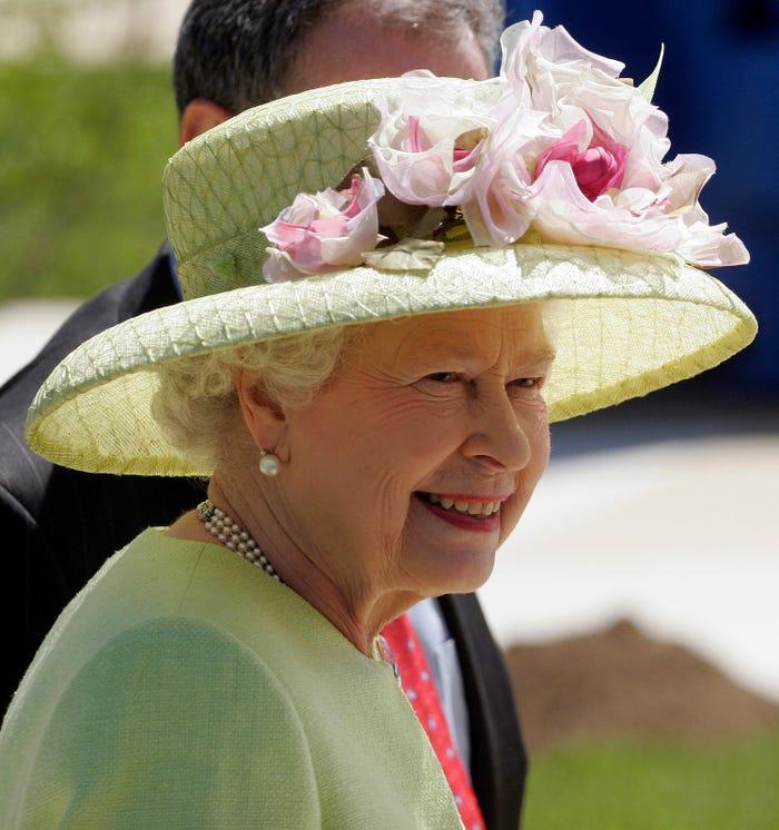 Chapéus favoritos realeza
