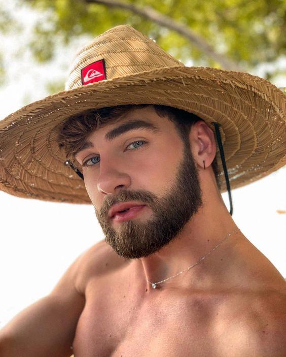 Chapéu de Palha Hawaii