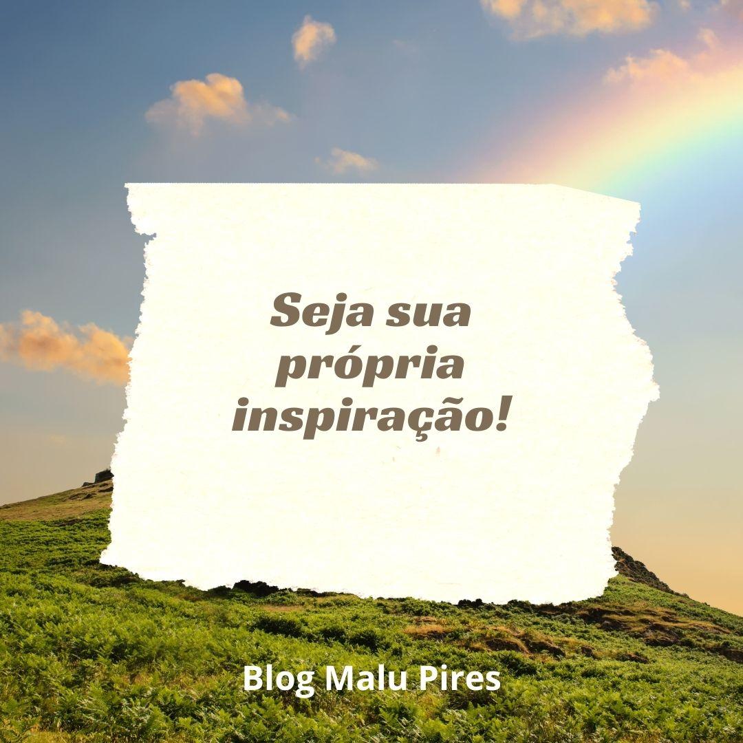 Imagem mostra frases de empoderamento