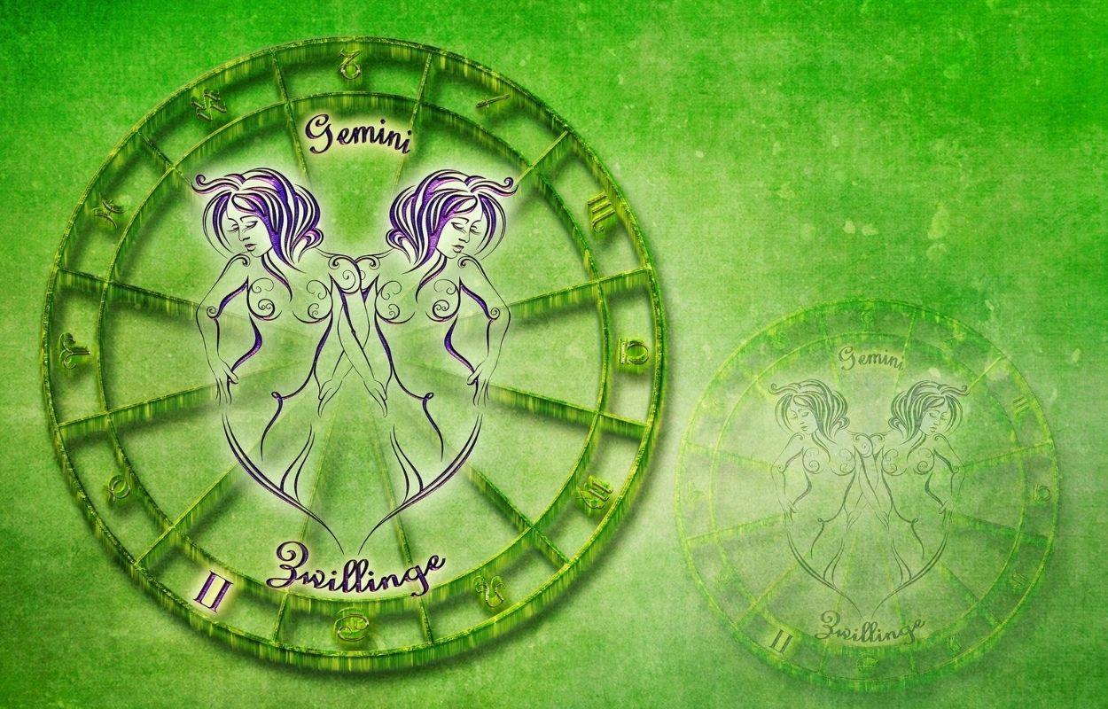 Imagem mostra signo de gêmeos - qualidades de cada signo
