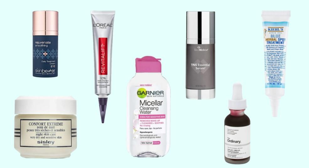 Rotina de cuidados para a pele de 30 anos