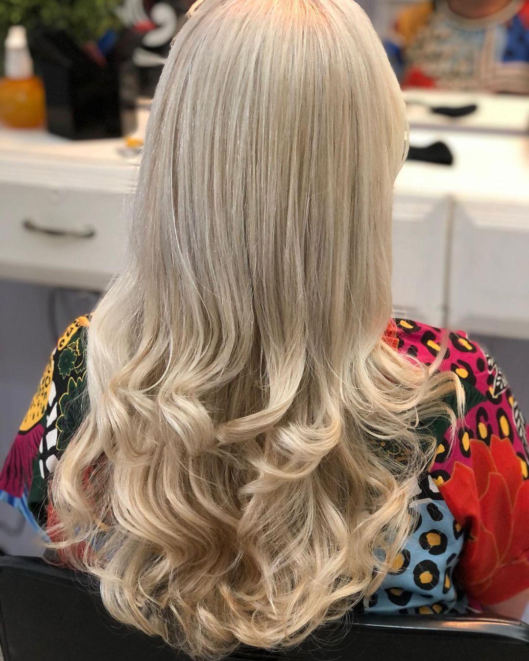 Imagem mostra corte para cabelo longo
